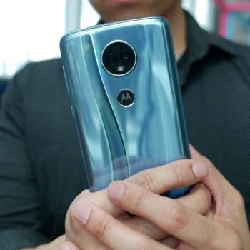 Motorola Moto E5 Plus & E5 Play hands-on