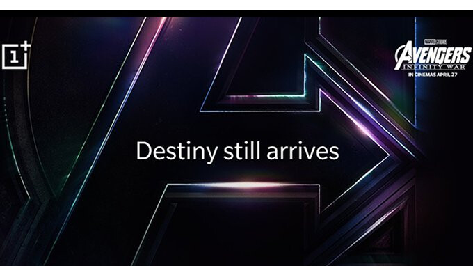 OnePlus teams up with Marvel Studios for 'Avengers: Infinity War'