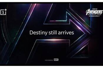 OnePlus confirms it's teaming up with Marvel for the Avengers-themed OnePlus 6