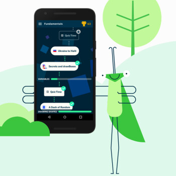 Learn JavaScript for free with Google's latest mobile game