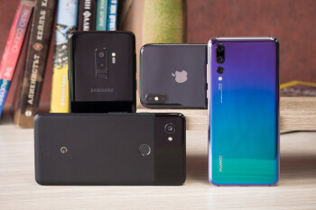 Blind camera comparison: Huawei P20 Pro vs iPhone X, Galaxy S9+, Pixel 2 XL