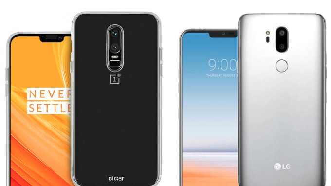 OnePlus 6 beats LG G7 at pre-launch popularity contest?