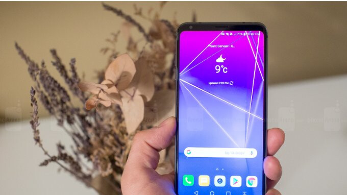 An LG V40 (codenamed Storm) is seemingly in the making