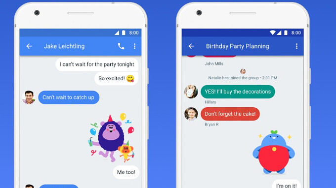 Google's new universal messaging effort for Android to be called Chat