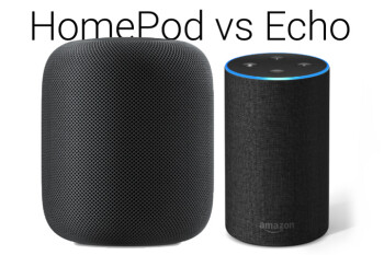Apple HomePod vs Amazon Echo: the key differences