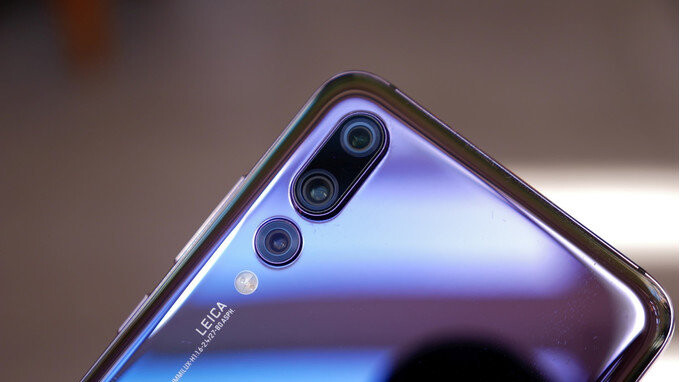 The Huawei P20 Pro just won a big photography award