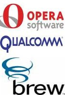 Opera Mobile 10 & Opera Mini 5 slated to be integrated with Qualcomm's Brew platform