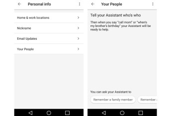 "Google app gets updated to version 8.0, includes new feature ""Your People"" which is not yet live"