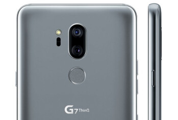 Here's the LG G7 ThinQ from all angles, notch and all