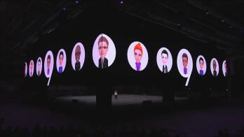 Samsung patent reveals AR emoji video calls?