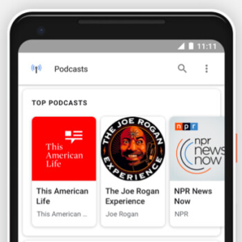 Google launches new podcast player on Android