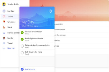 Microsoft updates its To-Do beta app for Android