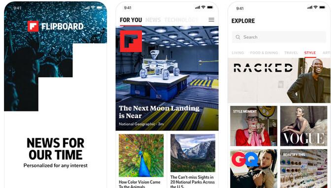 Die Besten Nachrichten Apps Für Iphone Und Android Um Sie Aus Ihrer