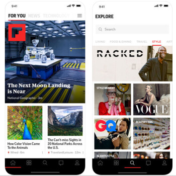 The best news apps for iPhone and Android