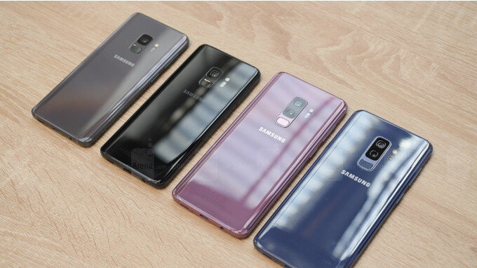 Galaxy S9 and S9+ shipments surpassed 8 million units in first month of sales