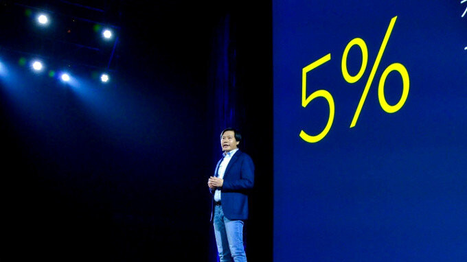 Xiaomi goes full communist, vows its phone profits will never exceed 5%