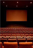 Woman using a cell phone during a movie sues the theater for negligence