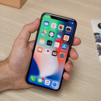 iPhone X pushes average selling price of smartphones up even further in Q1 2018