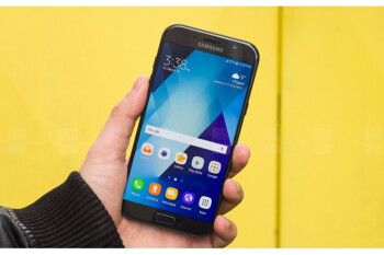 Samsung kicks off Android Oreo update rollout for the Galaxy A7 (2017)
