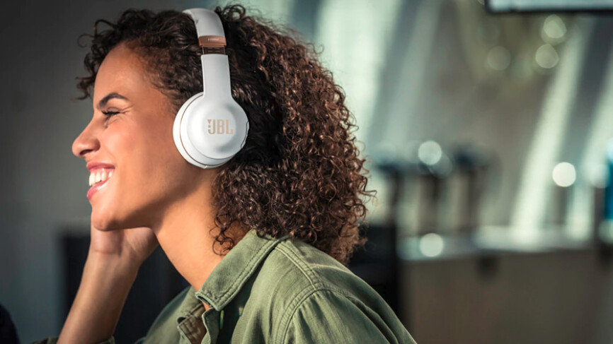 Grab a pair of Bluetooth JBL over-ear headphones for $65 here!