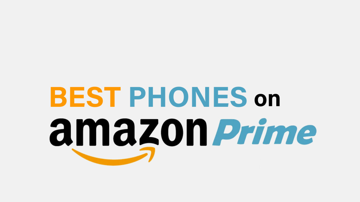 The best Amazon Prime deals on smartphones