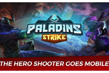 Paladins Strike for Android and iPhone wants to be the ultimate mobile MOBA