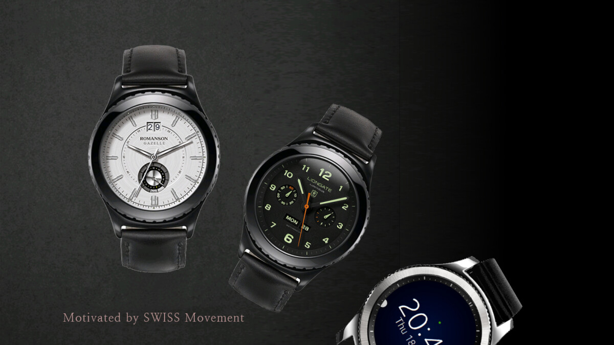 30 of the best watchfaces for Samsung Gear Sport, Gear S3, Gear S2