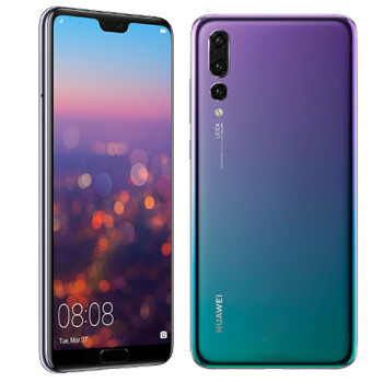 Huawei has a big winner in Western Europe with the P20 Pro