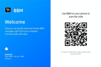 Beta update to BBM for Android adds support for groups of 300 people, desktop chats and more