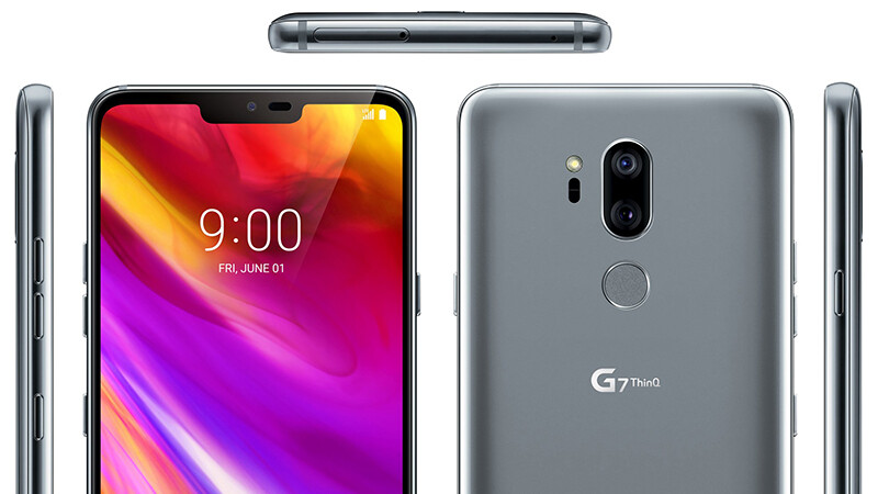 LG puts the focus on audio with the G7 ThinQ