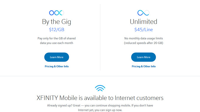 Xfinity Mobile loses $189 million during the first quarter