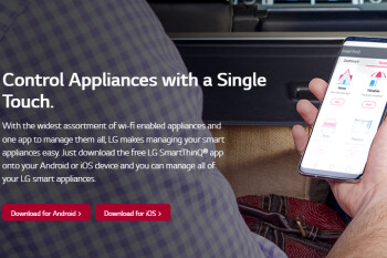 LG G7 ThinQ? It's all about Qlink, or phone to fridge communication