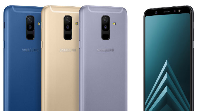 samsung galaxy a6 and a6 are now official. Black Bedroom Furniture Sets. Home Design Ideas