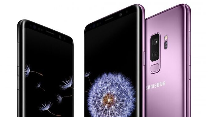 Samsung launches Galaxy S9 128 GB and 256 GB in the US