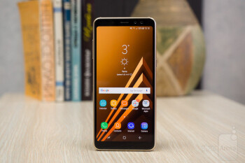 Samsung starts working on Android Oreo update for the Galaxy A8 (2018)