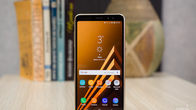 Samsung Galaxy A8 (2018) may receive Android 8 0 Oreo update