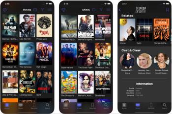 Bit Torrent app The Movie DB.Net still resides in the App Store