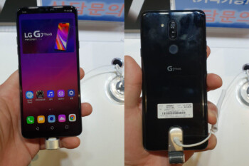 LG G7 ThinQ appears in new hands-on images ahead of May 2 announcement