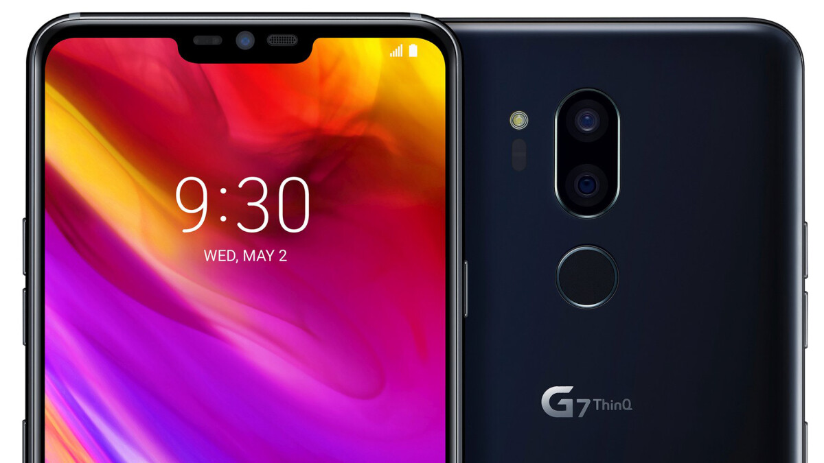 LG G7 ThinQ vs Galaxy S9+ vs iPhone X: Specs comparison