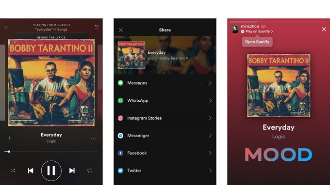 Instagram announces Spotify and GoPro support, video chats, more coming to its app