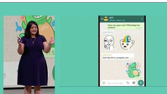 WhatsApp will get stickers and group video calls option soon