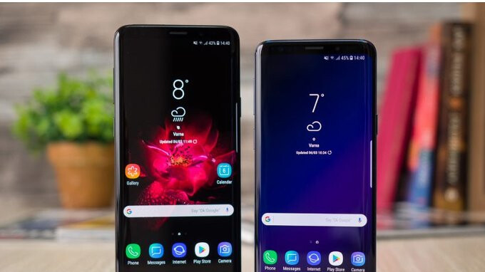 Some Samsung Galaxy S9 phones will soon come with four pre-installed Verizon apps