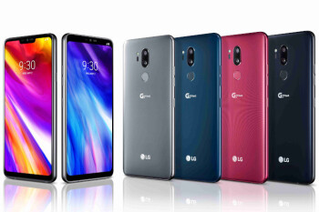 LG G7 ThinQ: all the official images and promo video