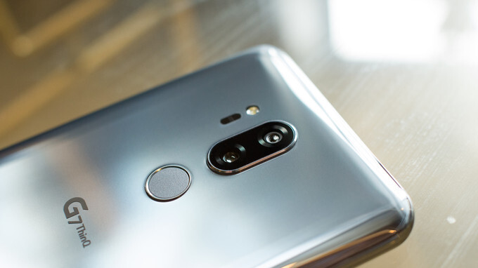 LG G7 ThinQ AI camera promises better photos - PhoneArena