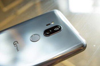 LG G7 ThinQ promises better photos through AI, and here's the difference