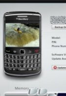 Screenshot of BlackBerry Desktop Manager 6.0 gets leaked