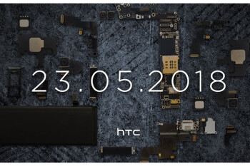 HTC U12+ to be officially introduced on May 23