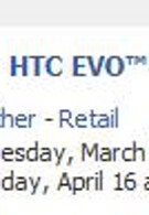 April 16th could be the date Sprint releases the EVO 4G