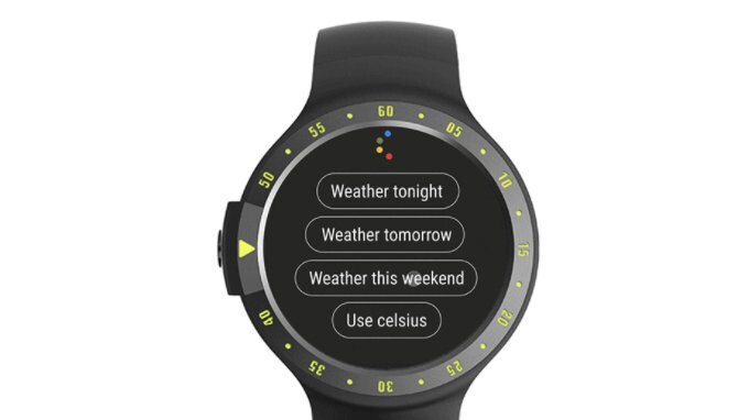 Google Assistant erhält neue Funktionen auf dem Betriebssystem Wear, einschließlich der Unterstützung von Aktionen