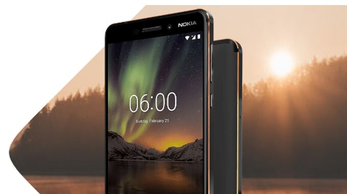 Nokia 6.1 officially launches in the US as part of Google's Android One family